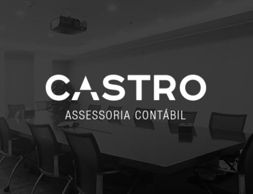 Identidade Visual da Castro Assessoria Contábil