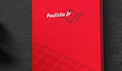 Identidade visual Paulista Jr