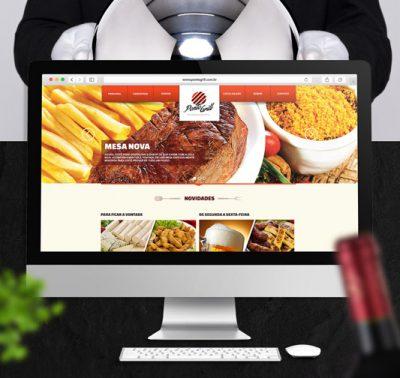 Site Ponto Grill