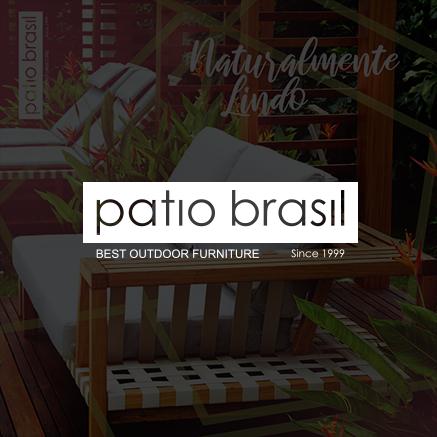 Redes Sociais de Patio Brasil Móveis