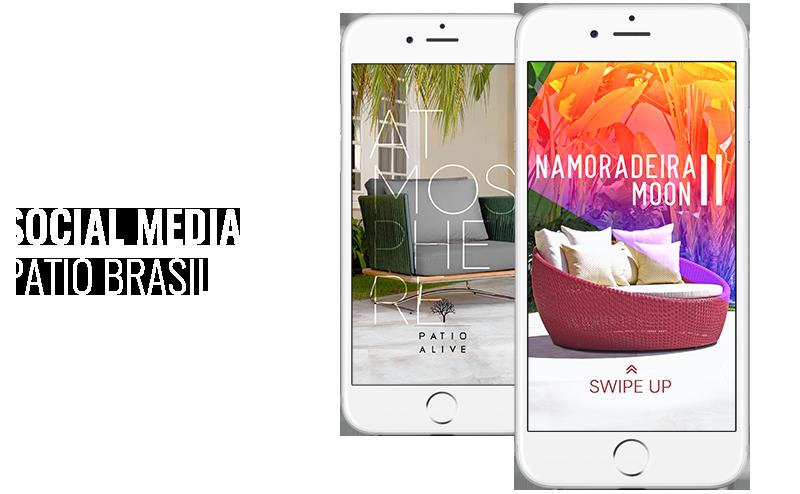 Social Media - Patio Brasil móveis