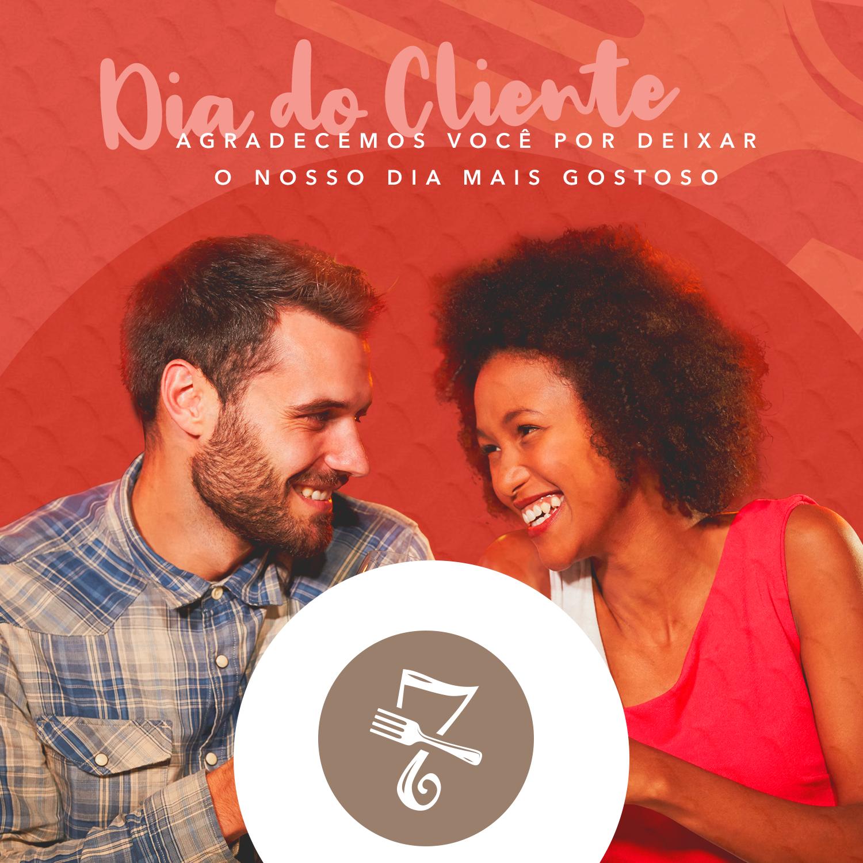 Social Media Frios da 7 Araraquara Dia do Cliente