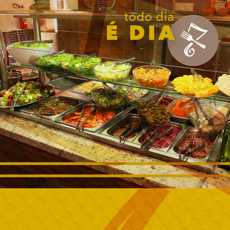 Social Media Frios da 7 Araraquara Saladas