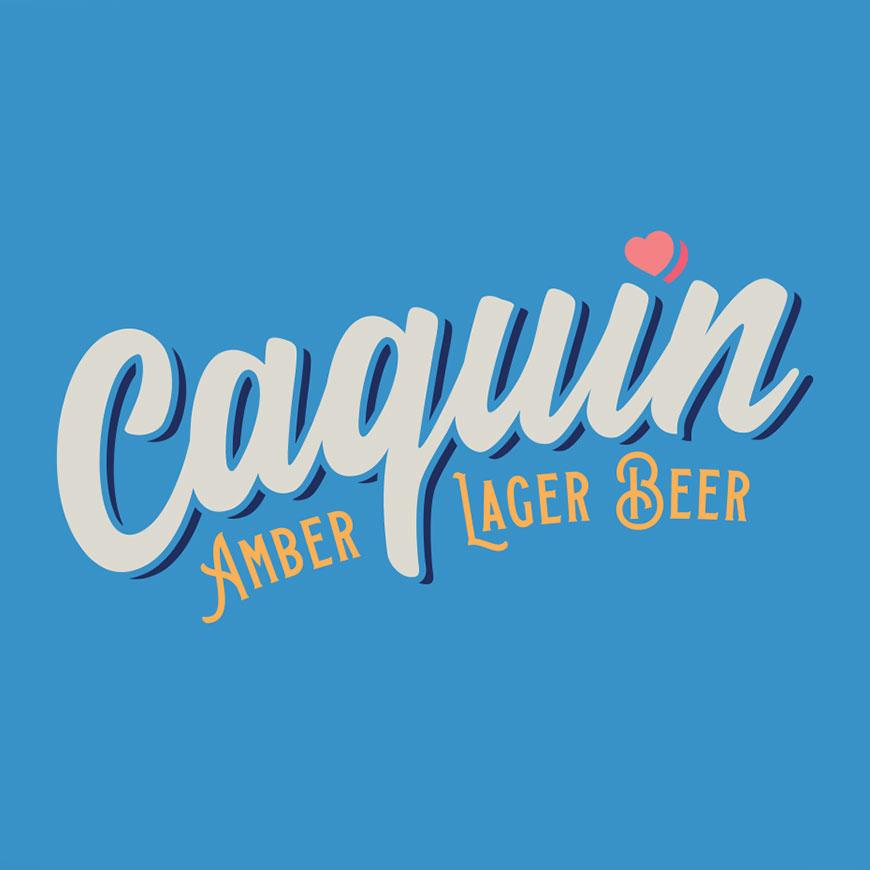 Logo da Rótulo CAQUIN Amber Lager Beer